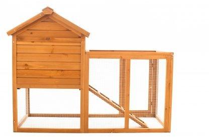 Wooden Pet House Gray