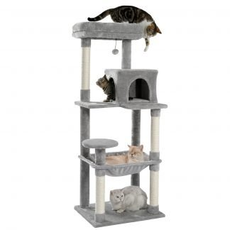 56.3 Inches Cat Tree
